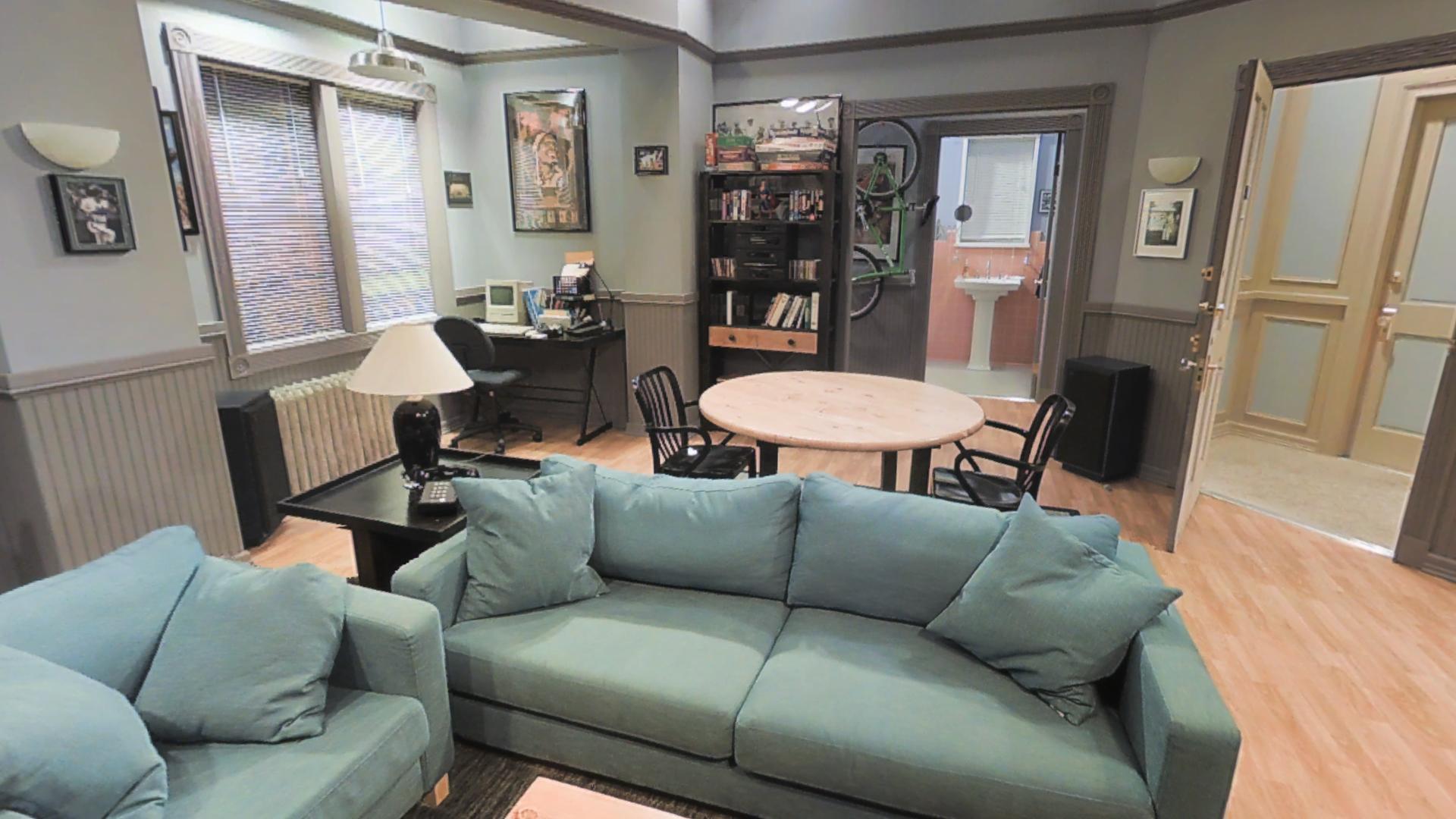 Recorriendo un Apartamento con Matterport