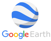 works with google earth